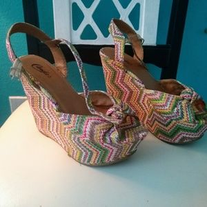 Candie's Shoes - Candies Wedges